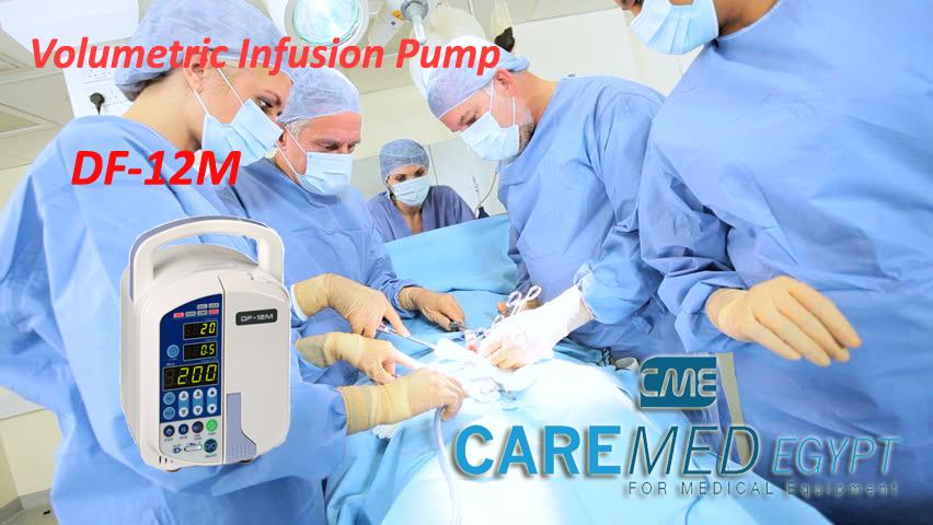 df - 12m Volumetric Infusion Pump