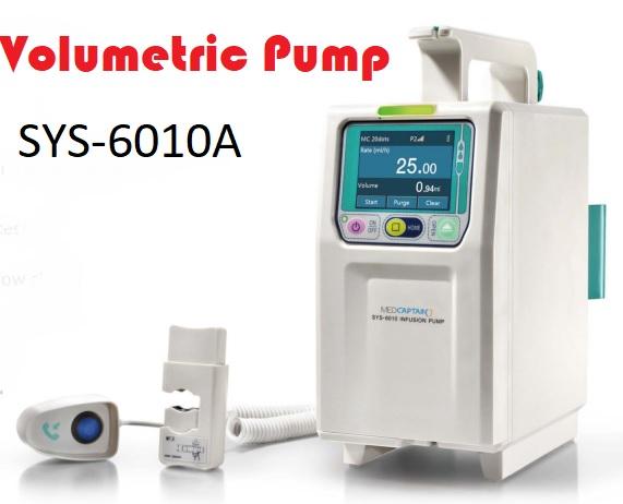 Volumetric Pump SVS-6010A