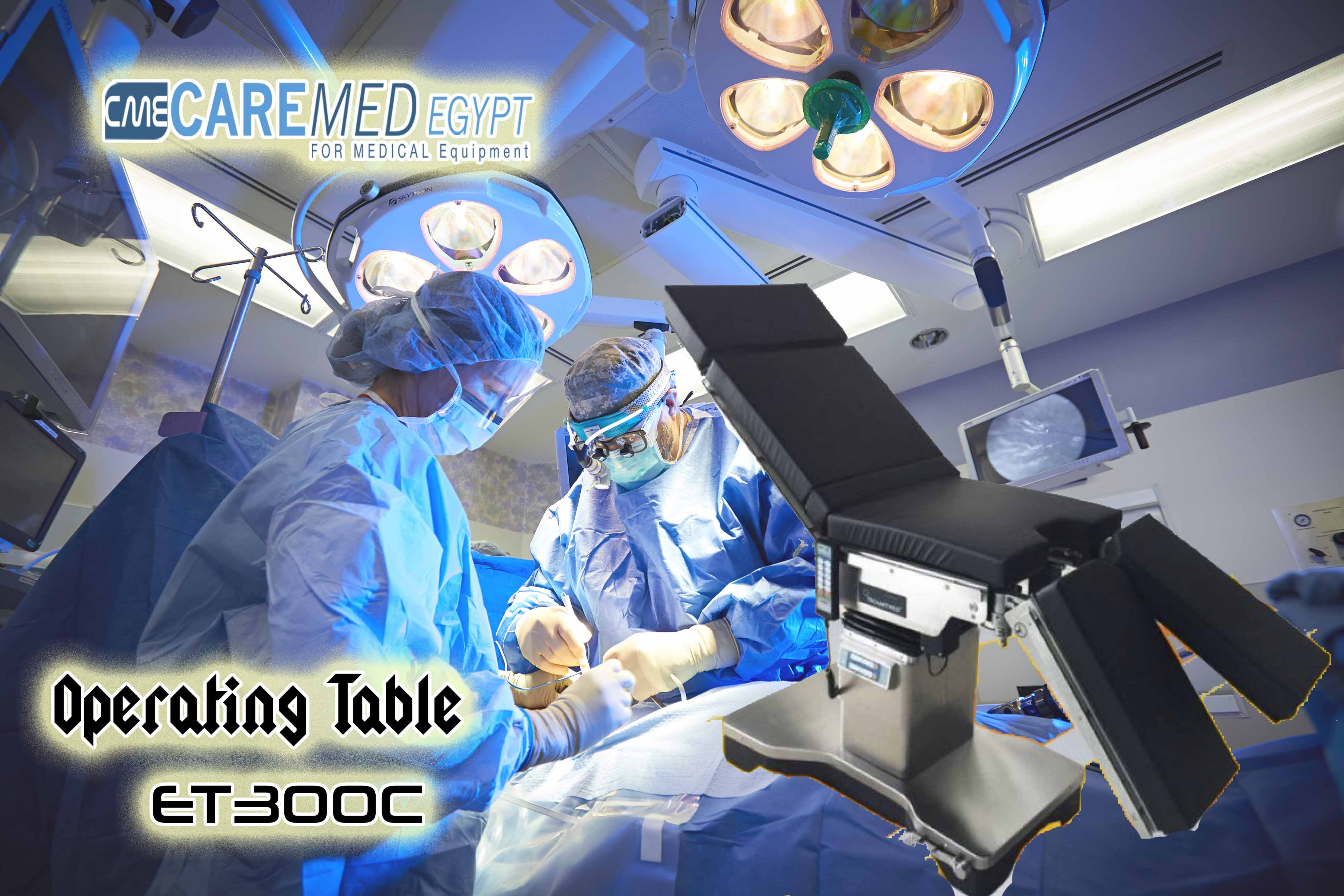 Operating Table ET300C