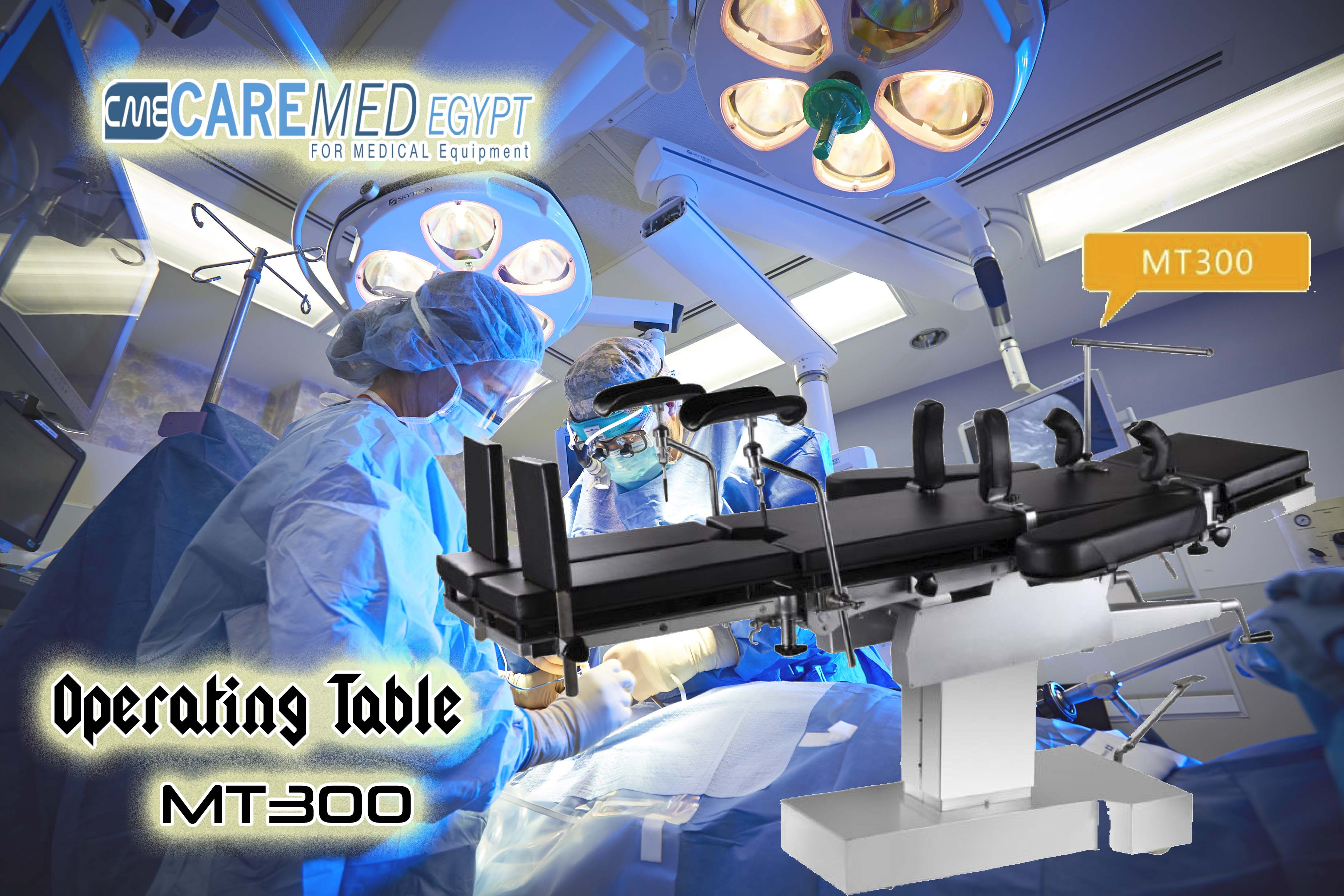 Operating Table MT300