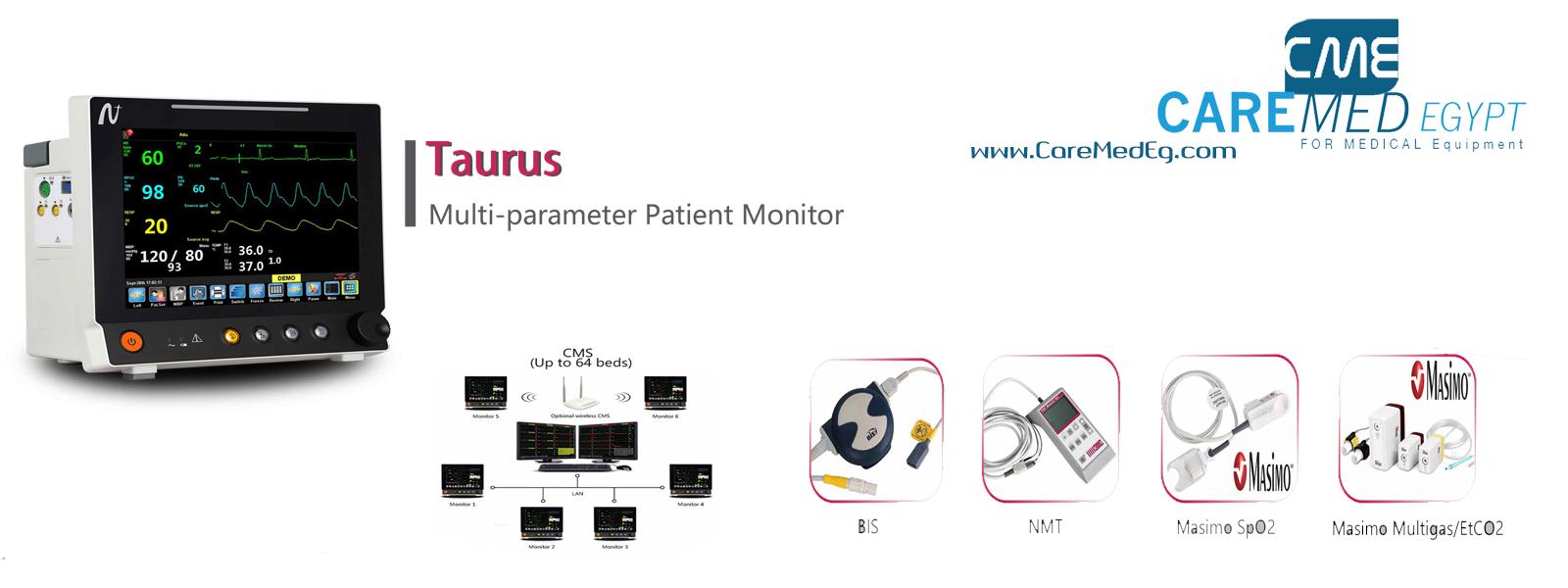 Multi-parameter Patient Monitor   Taurus