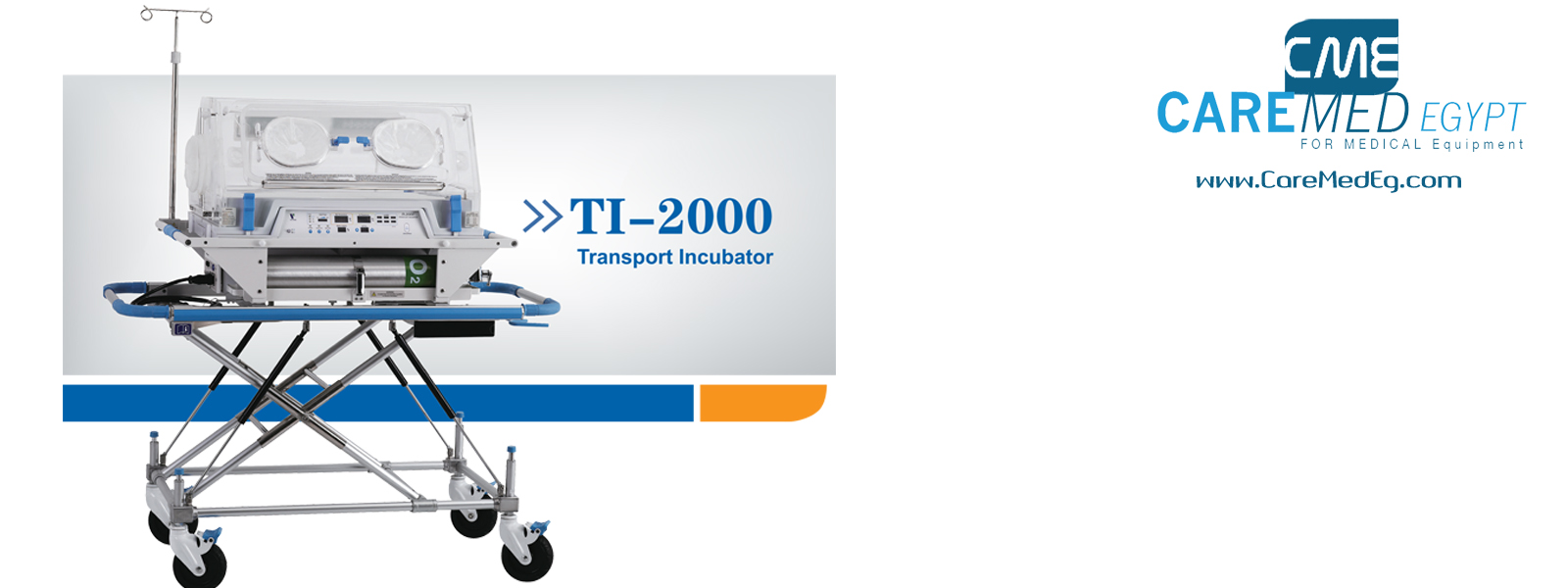 TI -2000 Transport Incubator