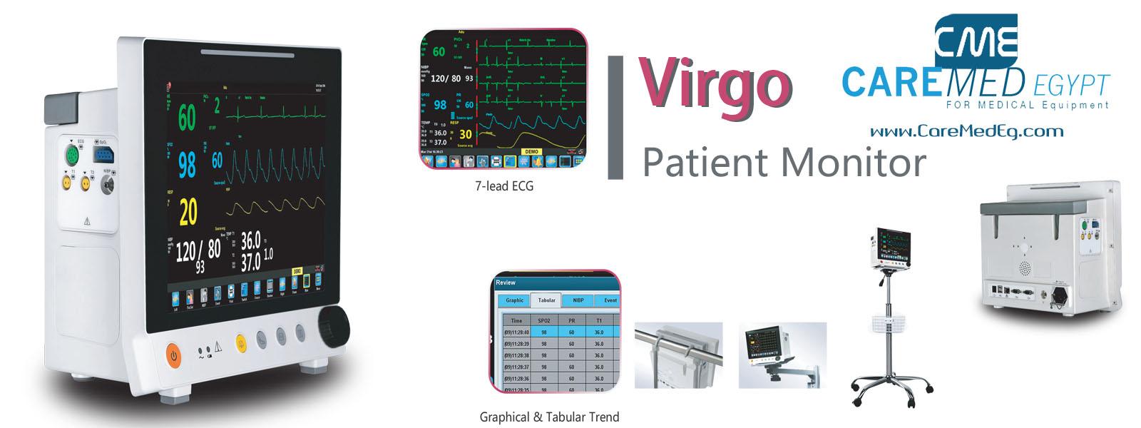 Patient Monitor  Virgo